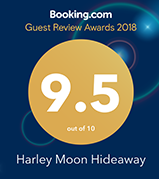holiday in thailand | bookings.com guest review awards | harleymoon hideaway resort