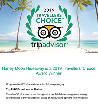 resort koh chang island thailand | trip advisor certificate of excellence
